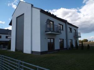 Osiedle Marianowskie – Tarnowo Podgórne. Nowe domy w zabudowie bliźniaczej (deweloper Jakon)