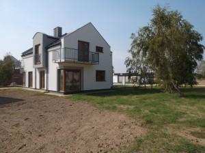 Baranowo nowe domy i mieszkania na Osiedlu Białym w gminie Tarnowo Podgórne