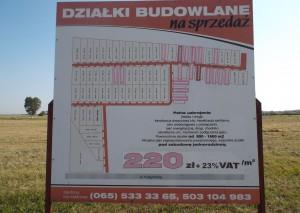 Działki na sprzedaż – Sady pod Poznaniem, gmina Tarnowo Podgórne