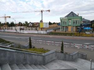 Ulica Rynkowa w Przeźmierowie